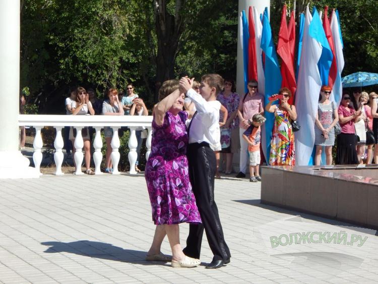Волжский отмечает 61-летие