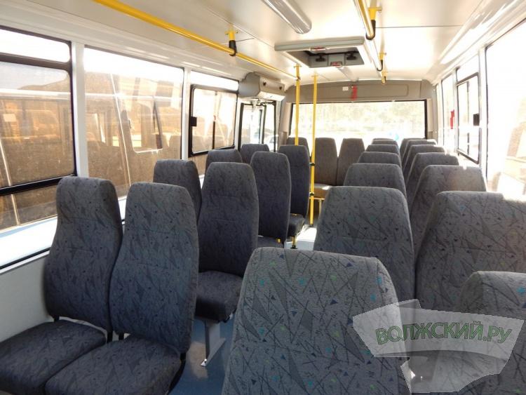 Волжский получил 18 новых автобусов