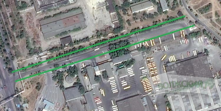 <b>Волжский.ру</b> выступил с инициативой открыть для проезда улицу Королёва
