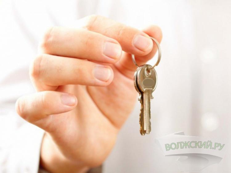 Ещё 8 волжских сирот получат новые квартиры