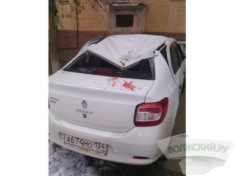 Самоубийца лишил многодетную семью «кредитного» автомобиля
