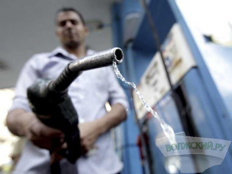 ВВолгограде продается самый недорогой бензин вЮФО