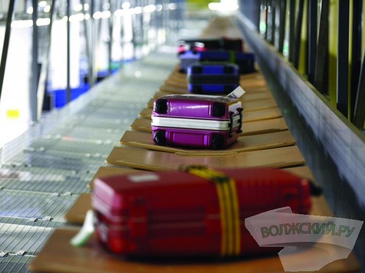 В Волгоградский аэропорт прибыл багаж эвакуированных туристов