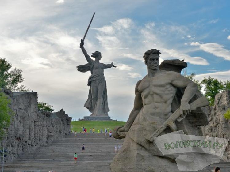 ВВолгограде памятник «Родина-мать зовет!» обследуют за6,5 млн