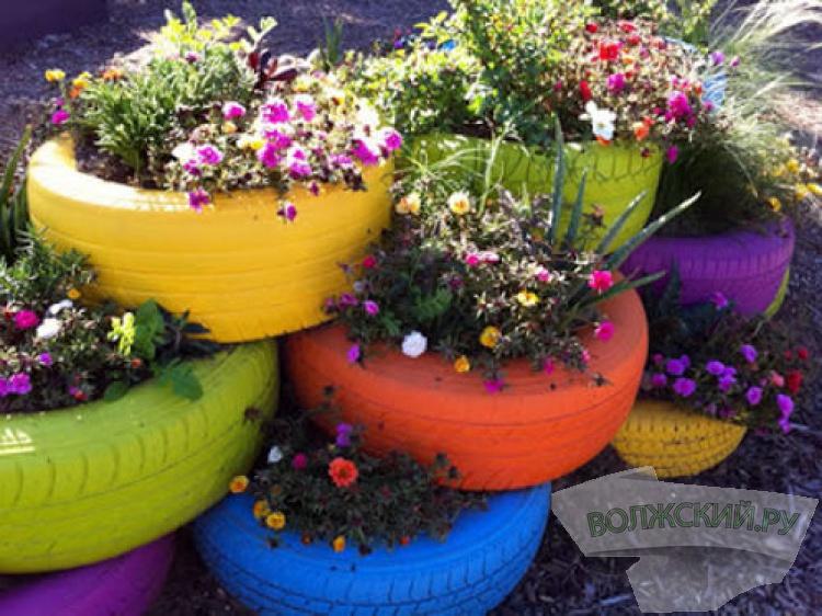 Благоустройство сада и огорода своими руками фото
