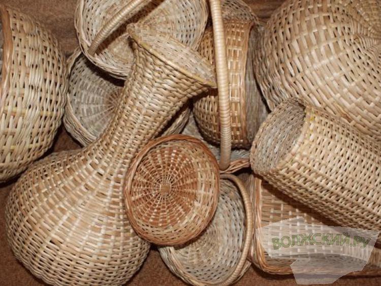 Плетение из лыка и лозоплетение