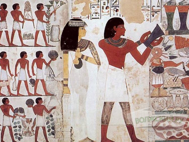 Канон в искусстве древнего египта это