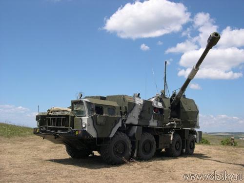 Впервые в параде Победы в Волгограде поучаствуют ракетные комплексы «Искандер»