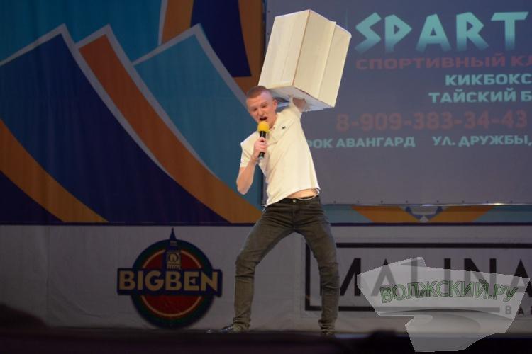 Второй полуфинал лиги КВН «Атмосфера»: смех, слезы и пару сюрпризов