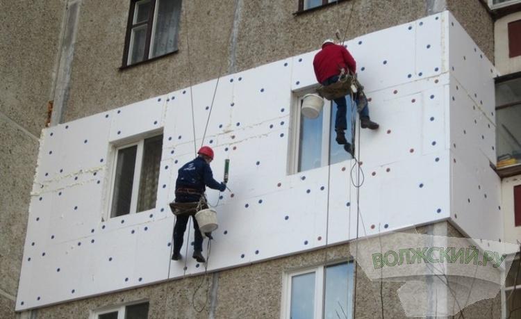 Высотные работы в Волжском