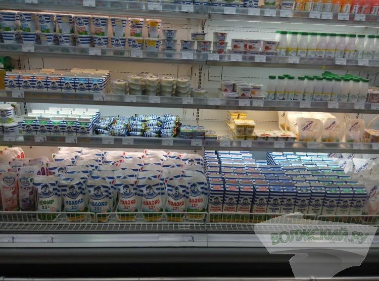 «Заморозка» цен на деле: где в Волжском самое дешевое молоко?