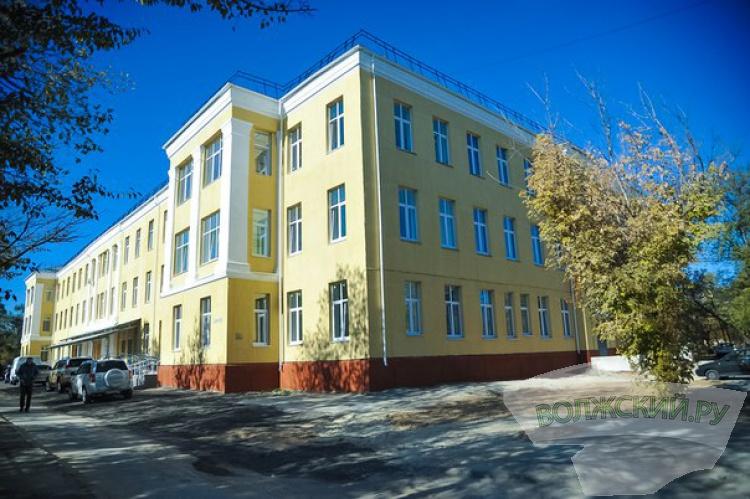 Завершился капитальный ремонт детской городской больницы