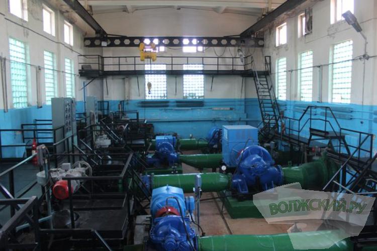 Жителям новых микрорайонов Волжского обеспечат бесперебойную подачу воды