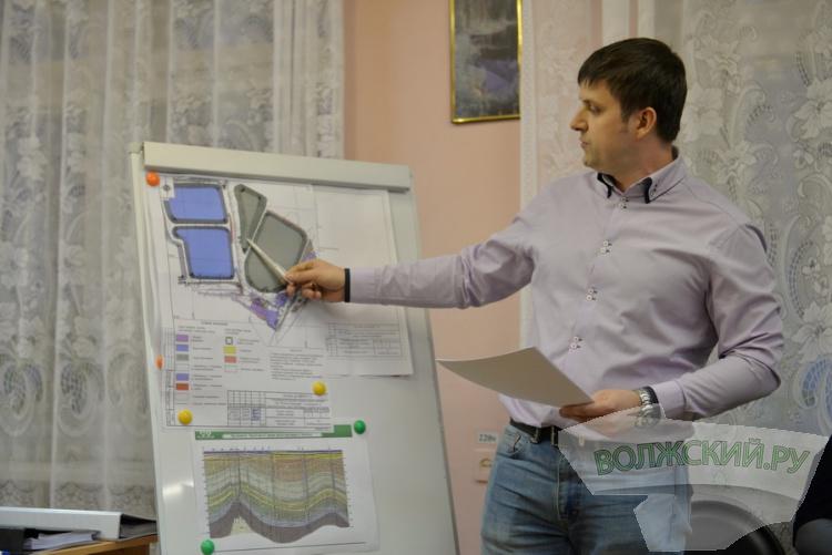 «Волжский Оргсинтез» презентовал проект очистной установки