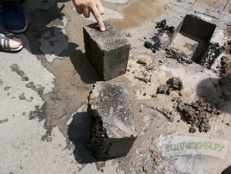 Активисты ОНФ проверили качество дорожного ремонта в Волжском