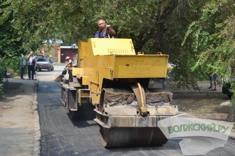 «Дорожный» год: откуда в Волжском взялись новые дороги