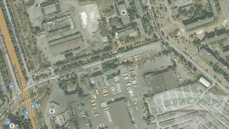Дождутся ли волжане открытия улицы Транспортная?