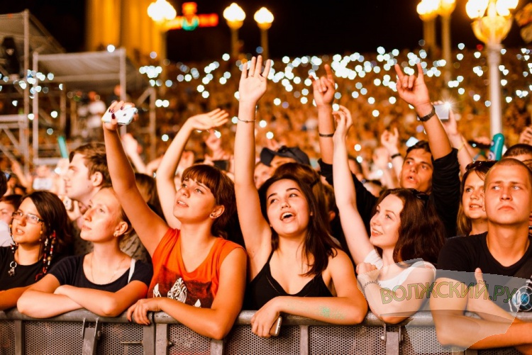 Фестиваль MEGAFONLIVE собрал более 70 тысяч зрителей в Волгограде и Саратове