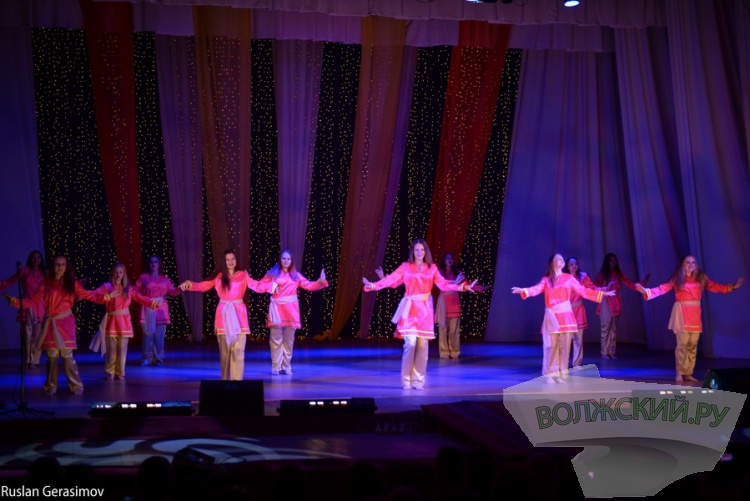 Фестиваль «Шакти-2016» окунул волжан в восточную сказку