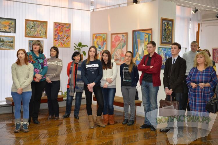 «Глазами суслика»: волжские студенты закрыли свою выставку работ