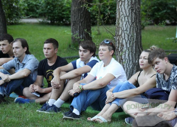 Игорь Воронин встретился с молодёжью города