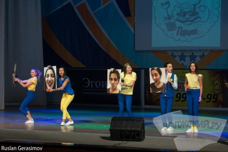 КВН-щики из «Атмосферы» предложили провести в Волжском фестиваль «АИКов»