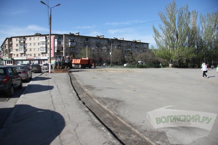 На площади Ленина продлят зону отдыха