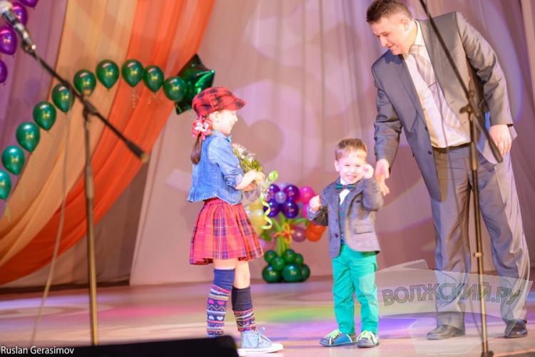 На Волжском трубном завершился фестиваль детских талантов «Звездочки ТМК-2016»