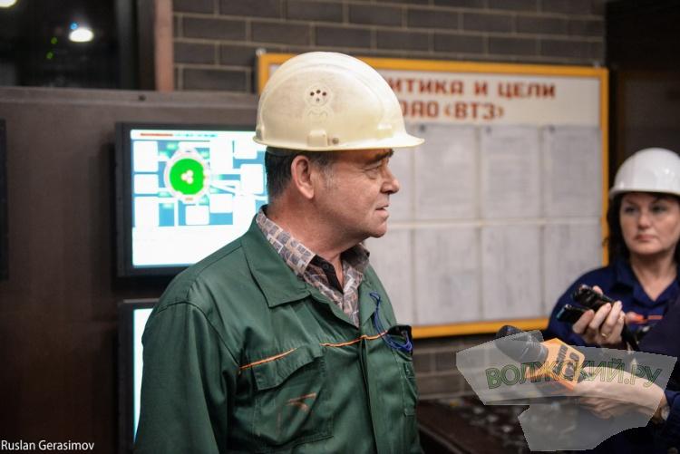 Ко Дню металлурга волжские трубники выплавили 15-миллионную тонну стали