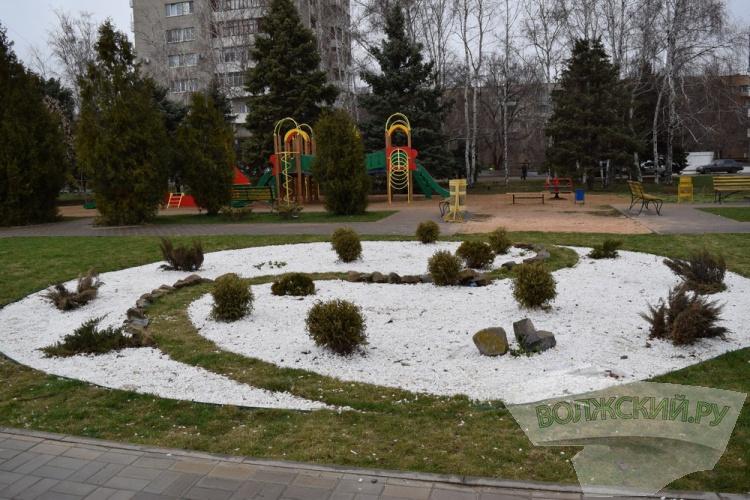 Парк «Волжский» готовится к открытию: что ждет волжан в новом сезоне?