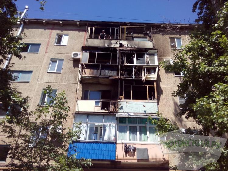 Пожары в Волжском: итоги за 10 месяцев