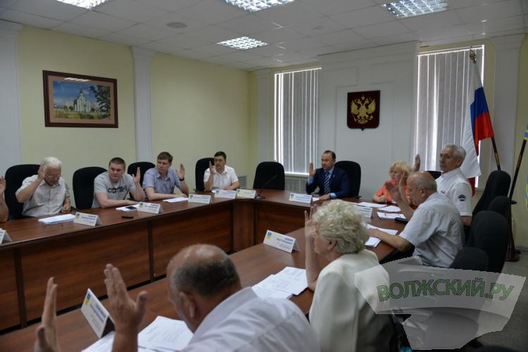 Проблемы </p><p>экологии Волжского выходят на региональный уровень