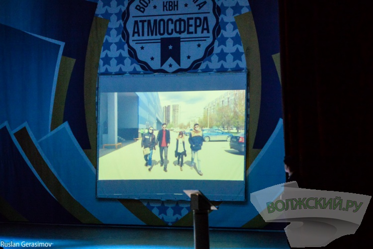 Ради игры КВН-щики из «Атмосферы» выбросили с балкона «плазму»