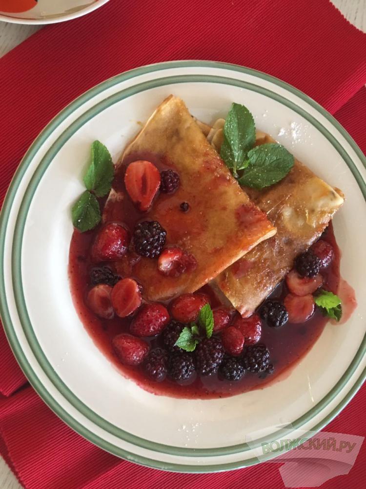 Ресторан «Сударь» приглашает волжан на засвтраки и бизнес-ланчи