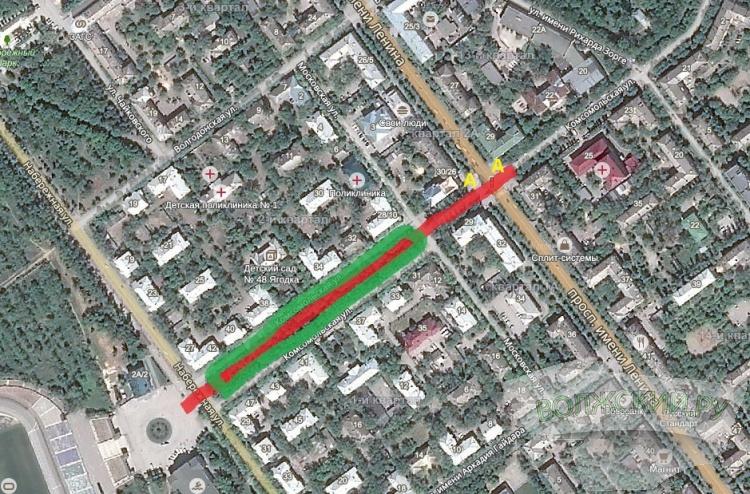 Нужна ли остановка на улице Комсомольская?