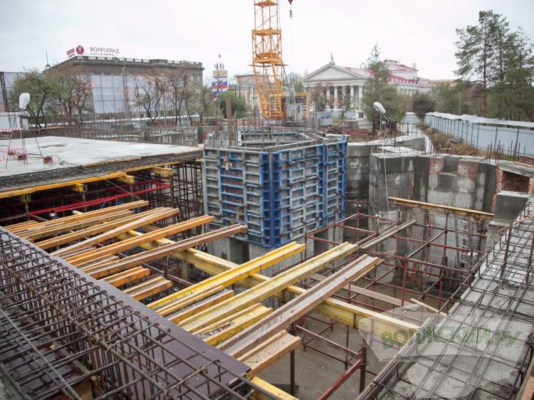 Соборный храм в центре Волгограда построят к 2021 году
