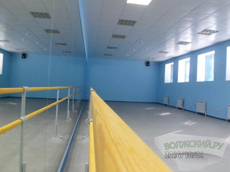 Танцевальные занятия для детей и взрослых в 22 микрорайоне