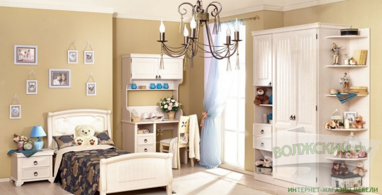Уют и функциональность детских комнат зависит от родителей