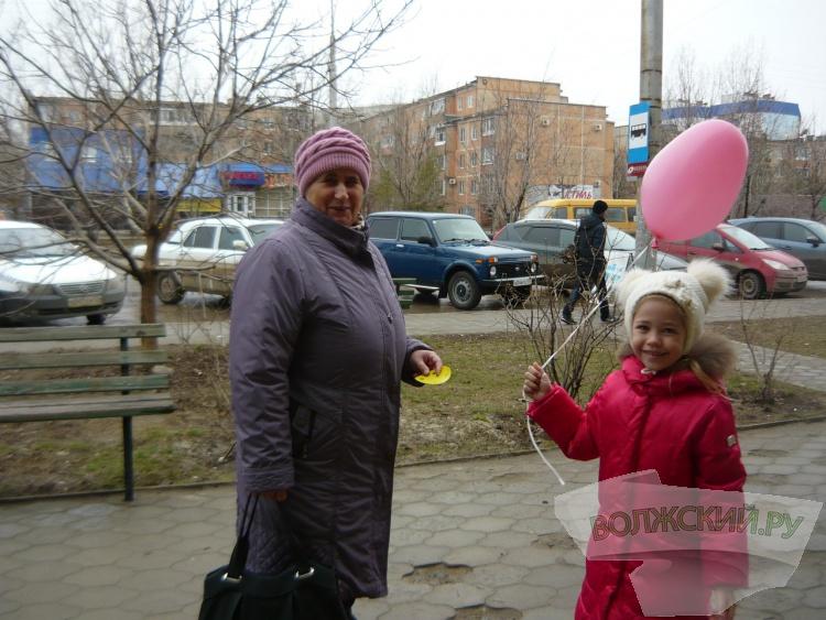В детских садах Волжского прошел «День добра»
