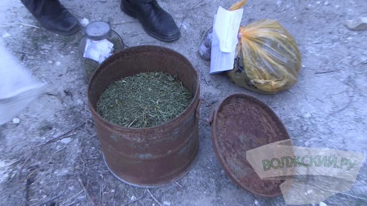 В регионе уничтожили более11 килограммов наркотиков