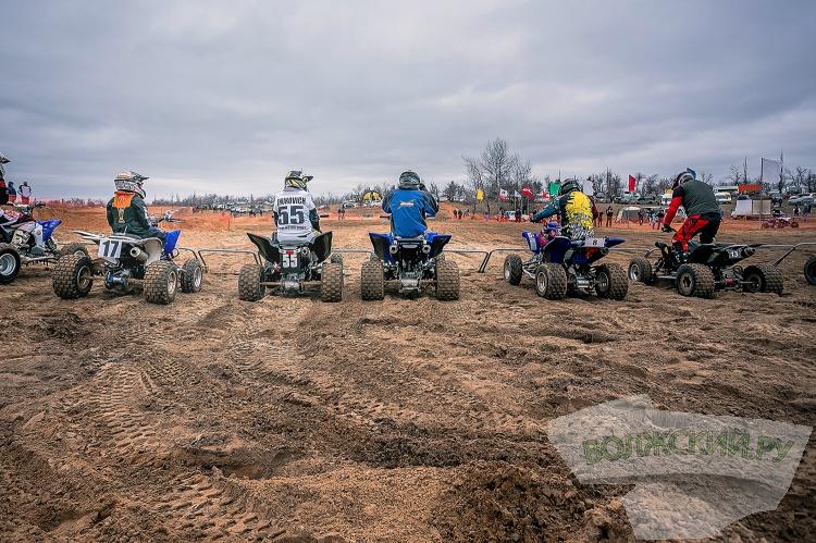 В Волгограде пройдет Чемпионат и Первенство ЮФО по мотокроссу и квадрокроссу