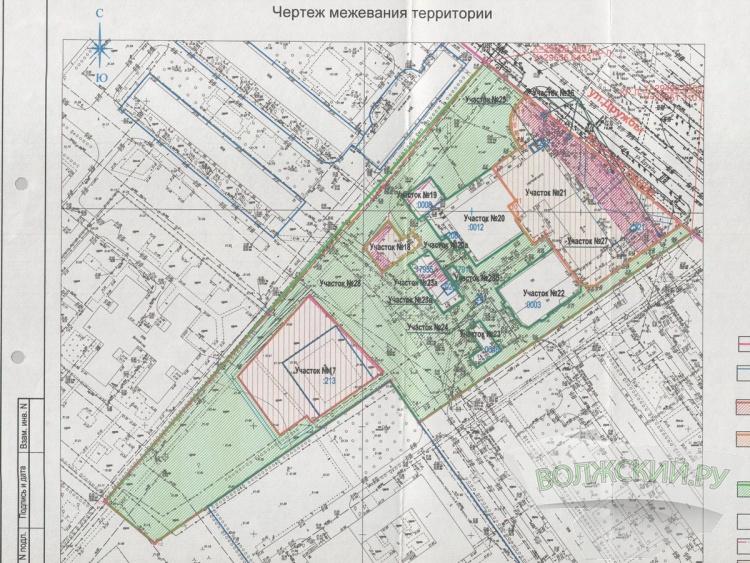 В Волжском изменят планировку 19 микрорайона