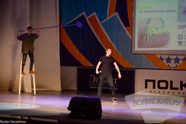 В Волжском Кубок мэра по КВН превратился в Кубок вице-мэра