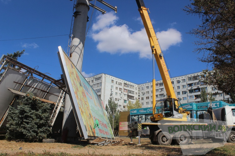 В Волжском начали благоустраивать новую часть города