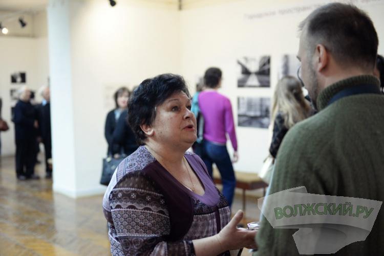 В Волжском открылась передвижная фотовыставка «Innervisions»
