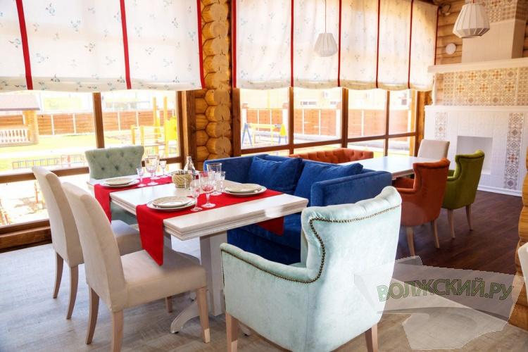В Волжском открылся ресторан «Сударь»