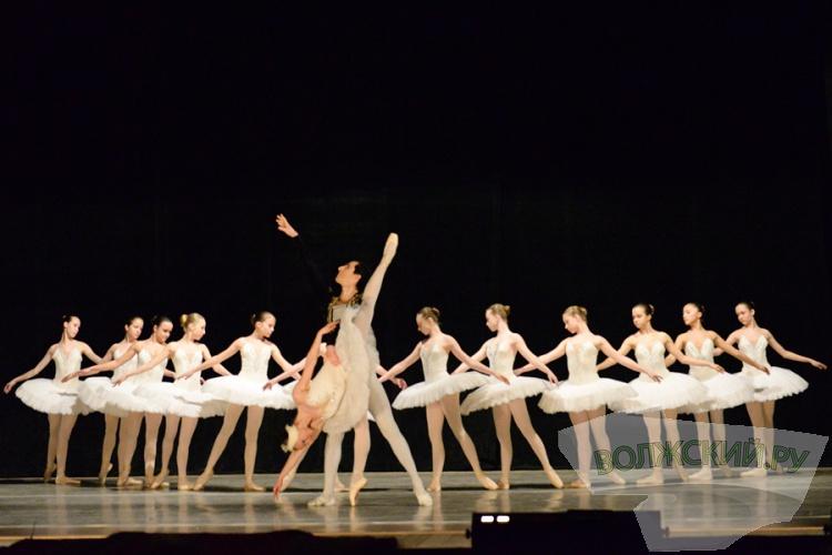 В Волжском побывали с гастролями танцоры «Мариинки»
