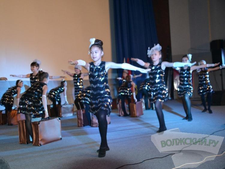 В Волжском прошел танцевальный фестиваль