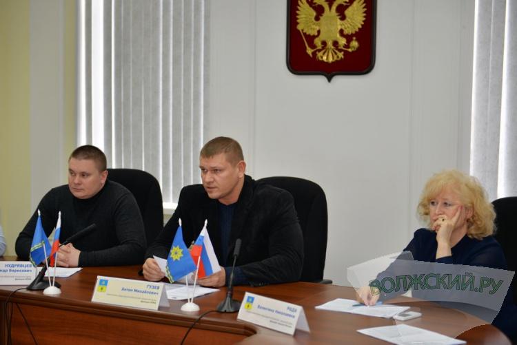В Волжском снова появится молодежный парламент