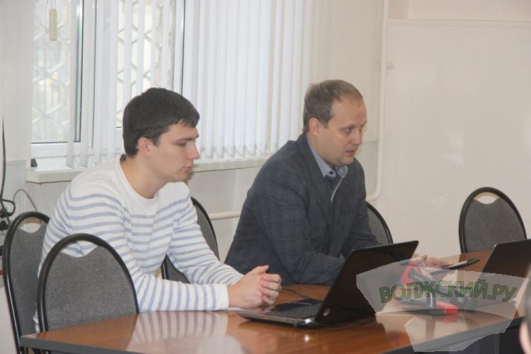 В Волжском состоялось заседание градостроительного совета